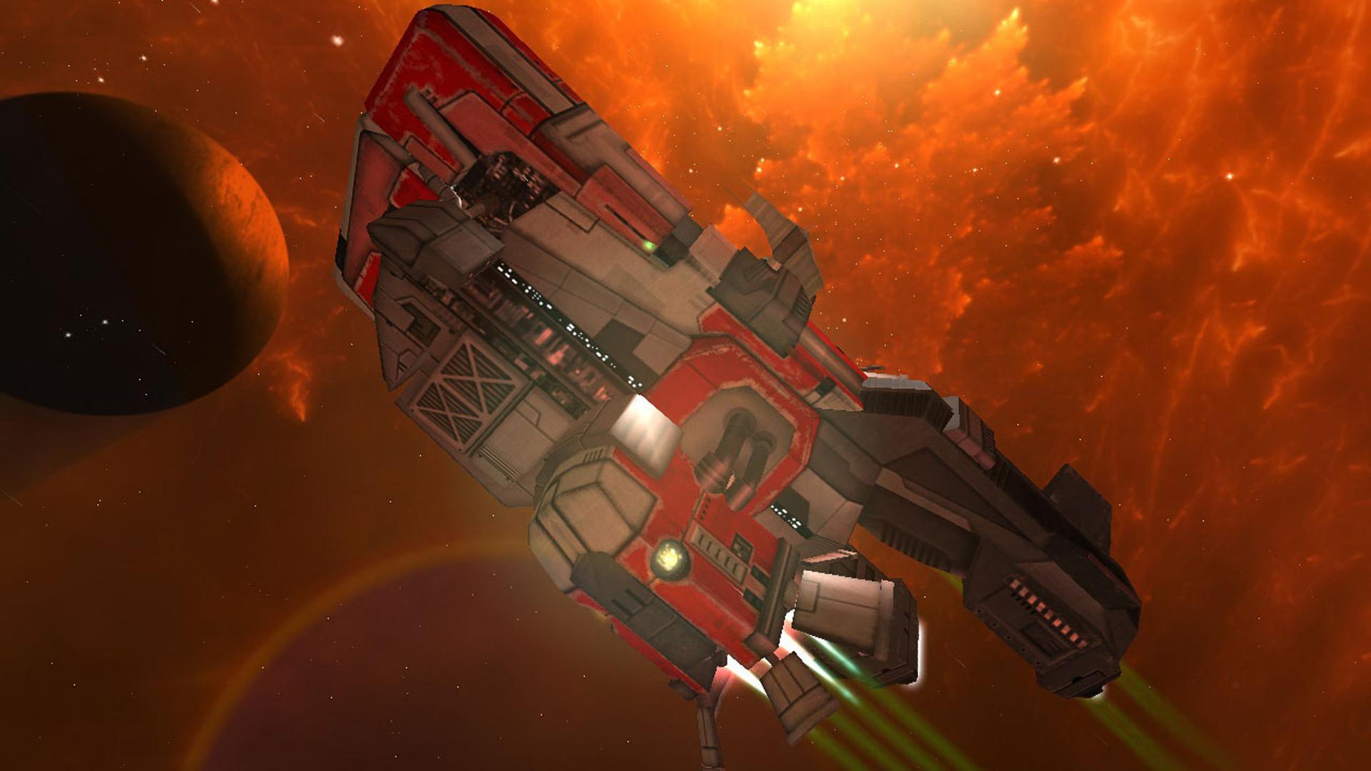 Star Wolves 3: Civil War screenshot
