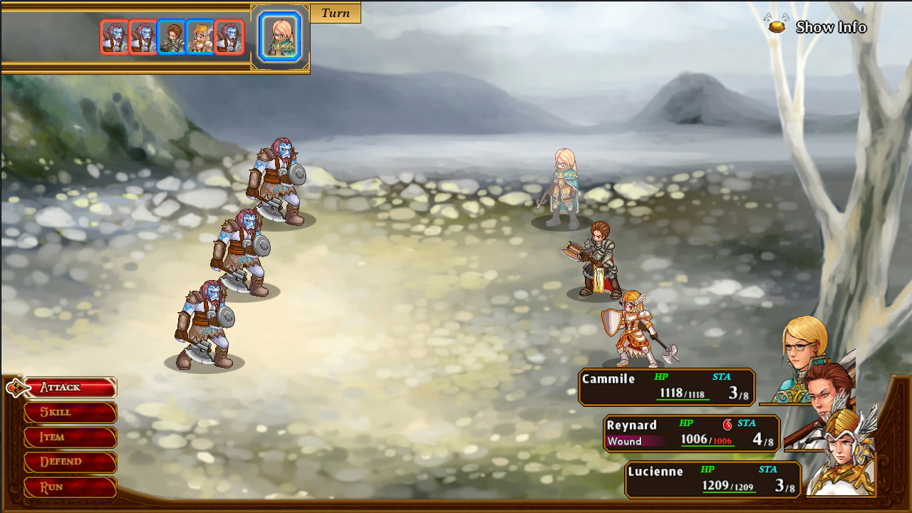 Celestian Tales: Old North - Alternate Costume Pack screenshot