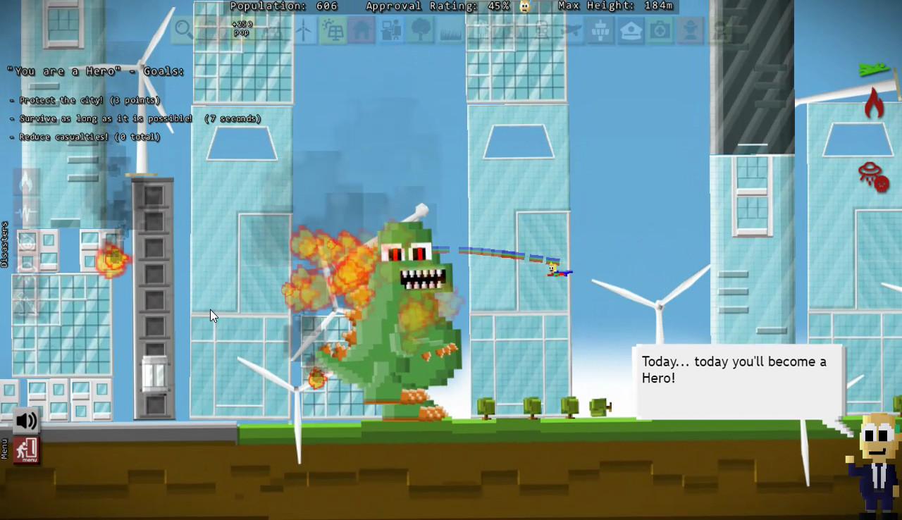 BalanCity screenshot