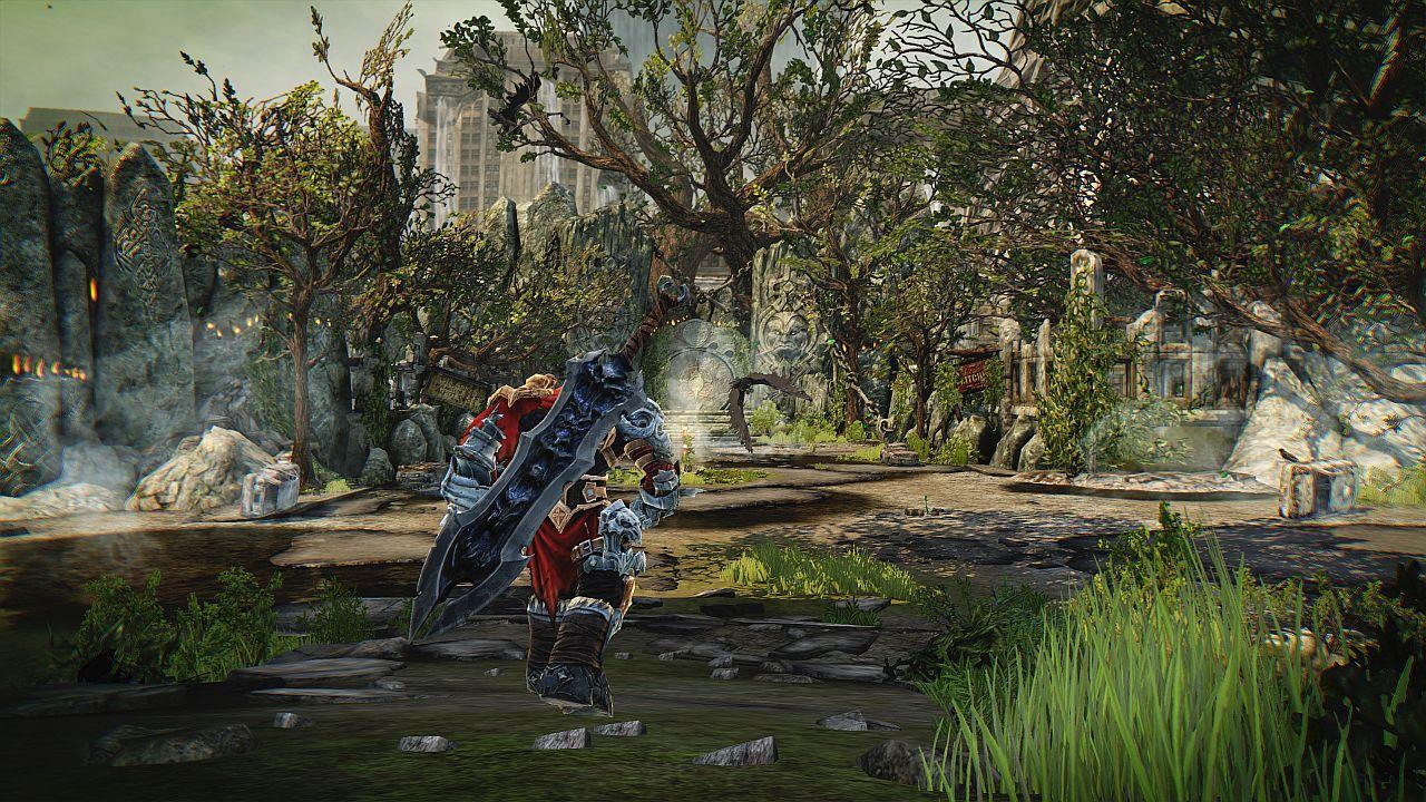 Darksiders Warmastered Edition screenshot 1