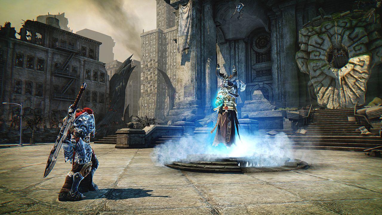 Darksiders Warmastered Edition screenshot 2