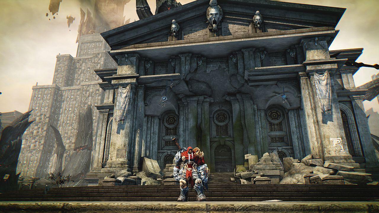 Darksiders Warmastered Edition screenshot