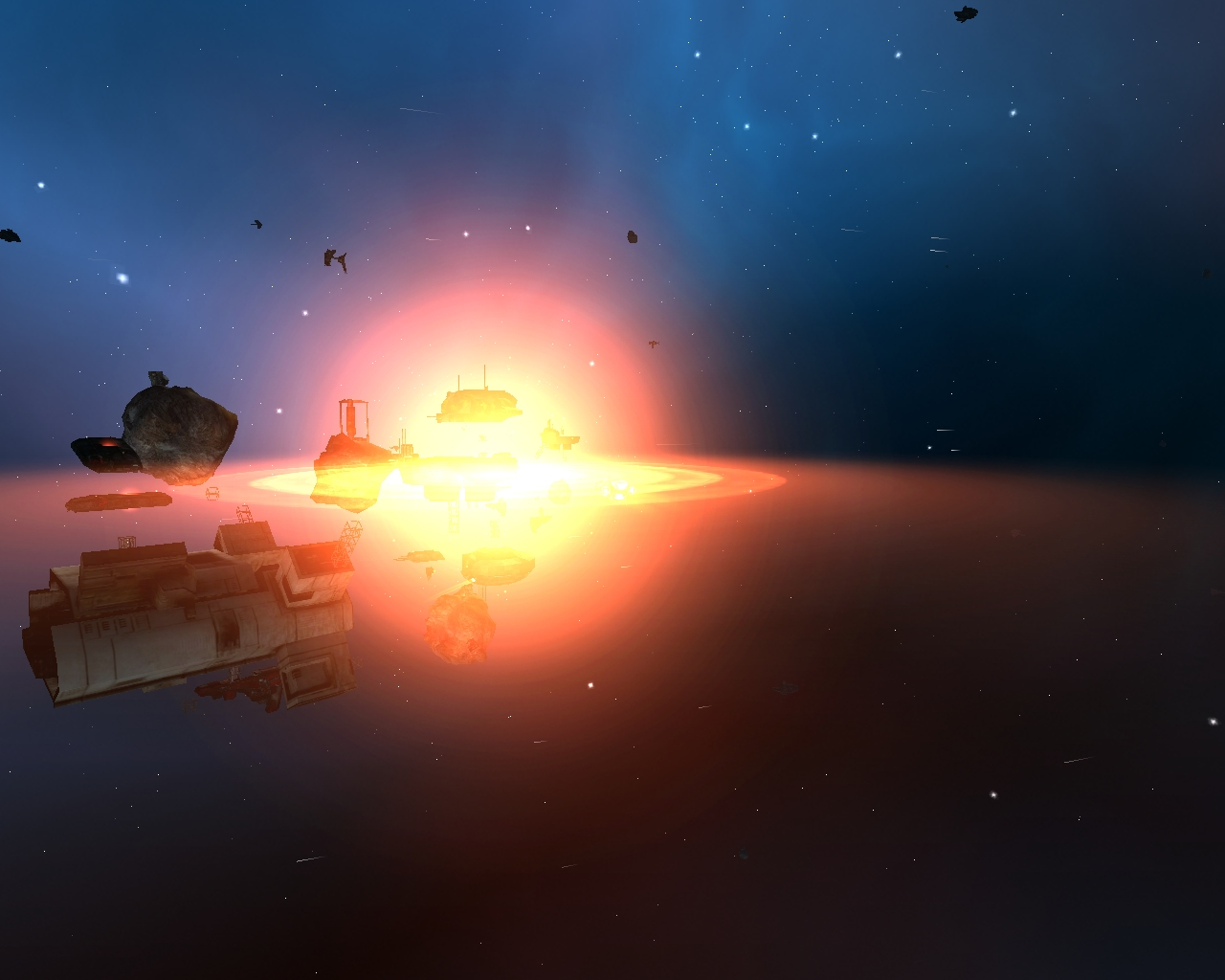 Star Wolves 2 screenshot