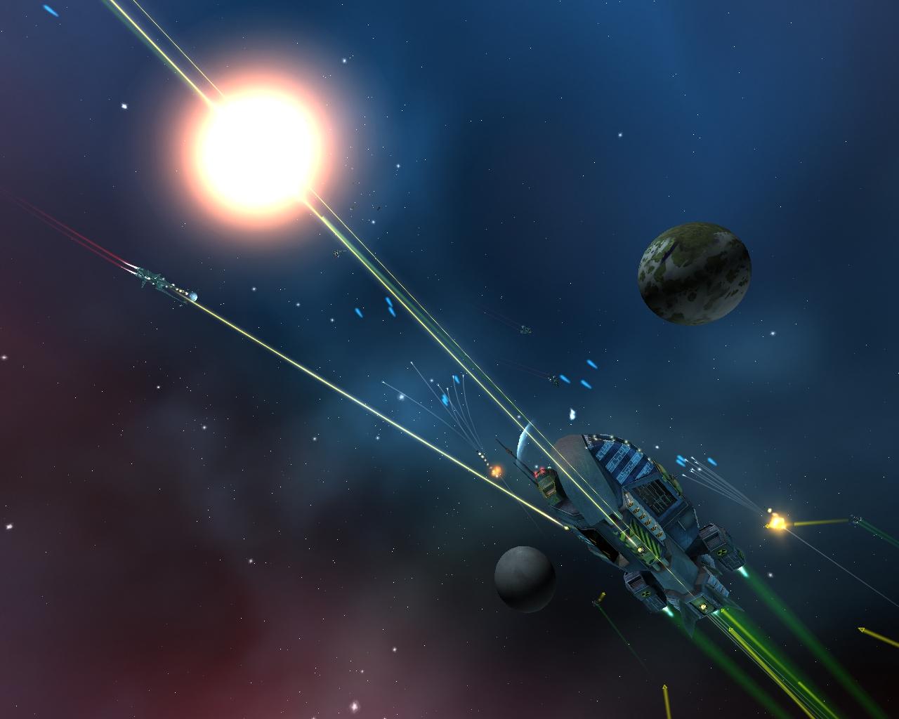 Star Wolves 2 screenshot