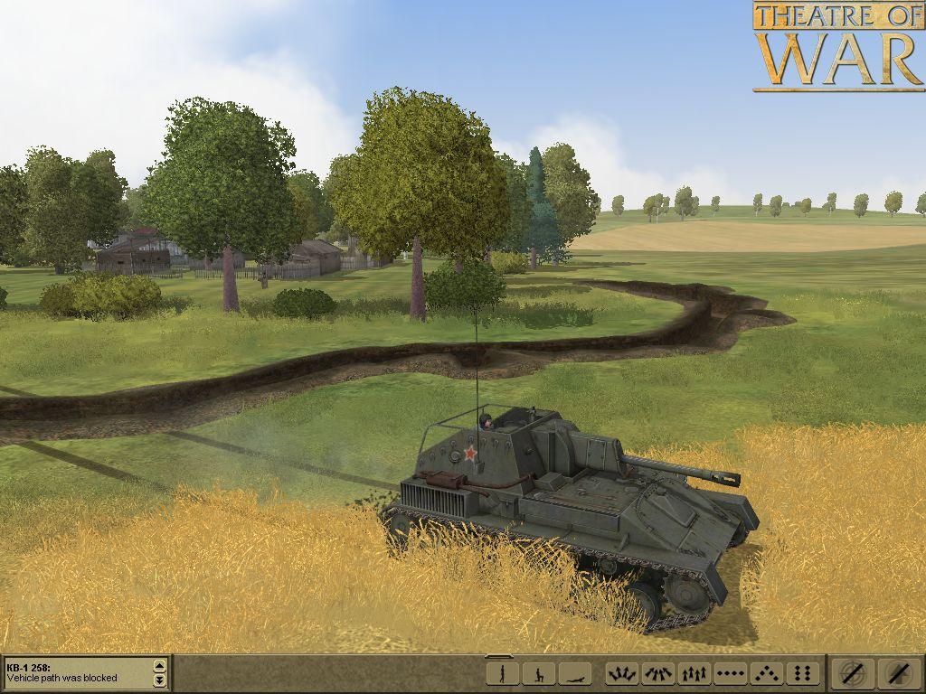 Theatre of War screenshot