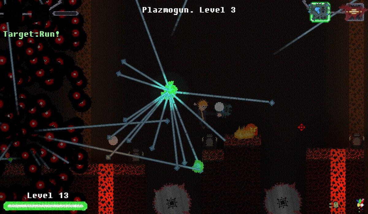 Experience screenshot