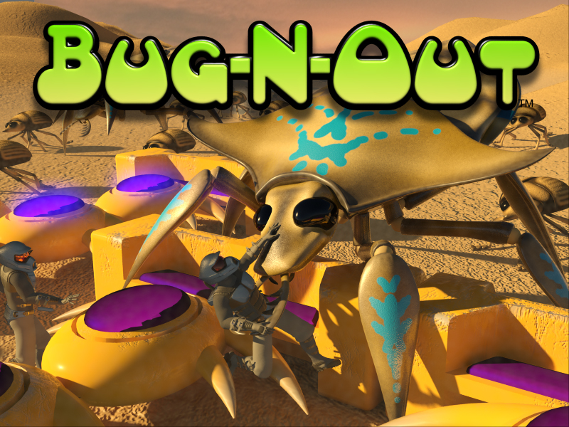 Bug N Out screenshot