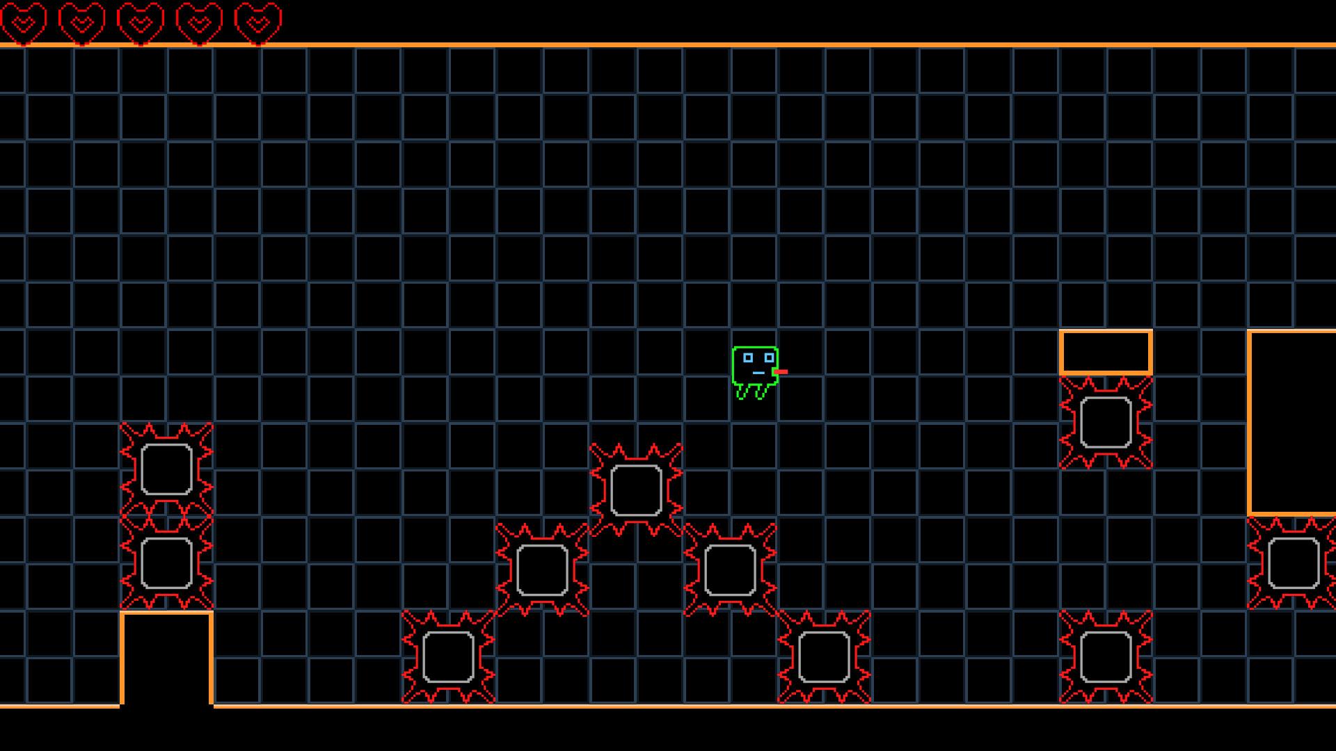 Dungeon of Zolthan screenshot
