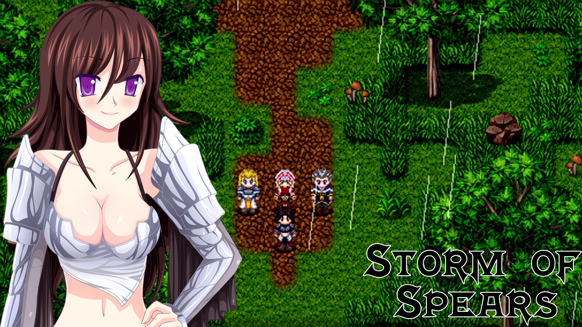 Storm Of Spears RPG screenshot