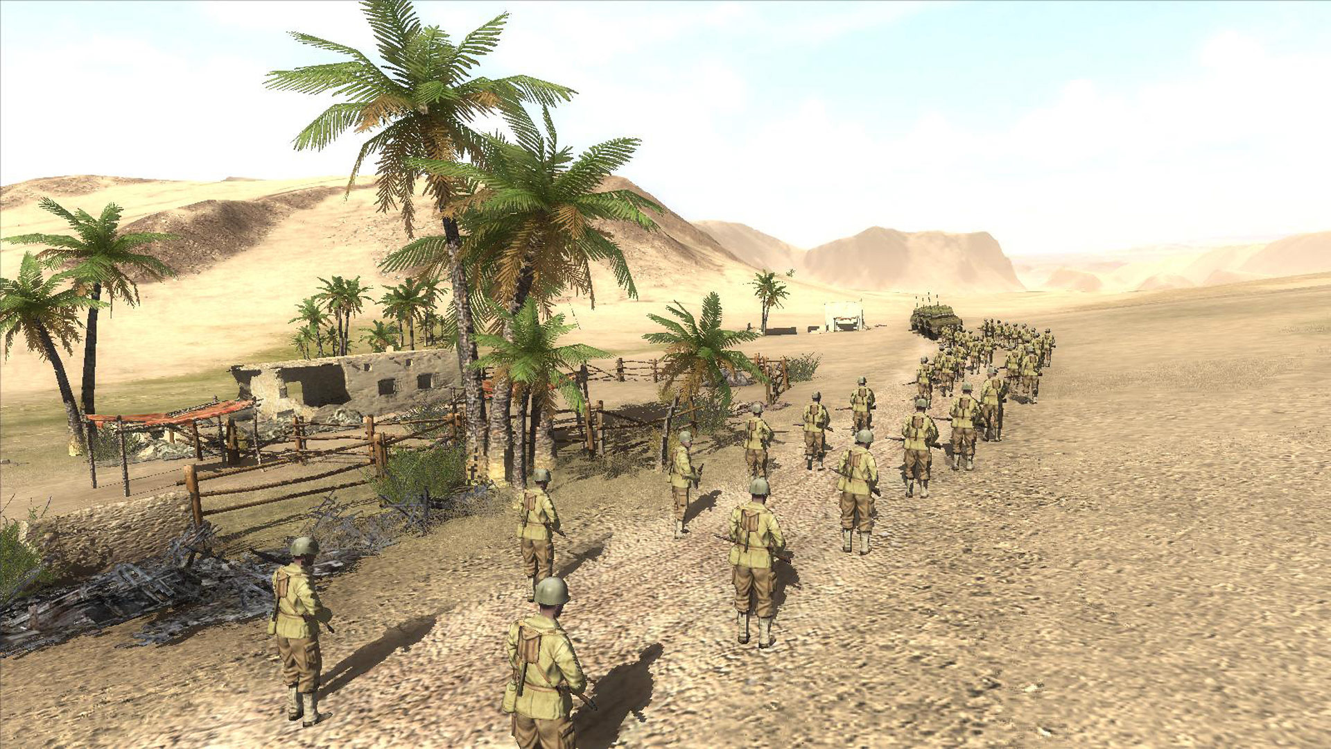 Theatre of War 2: Africa 1943 screenshot
