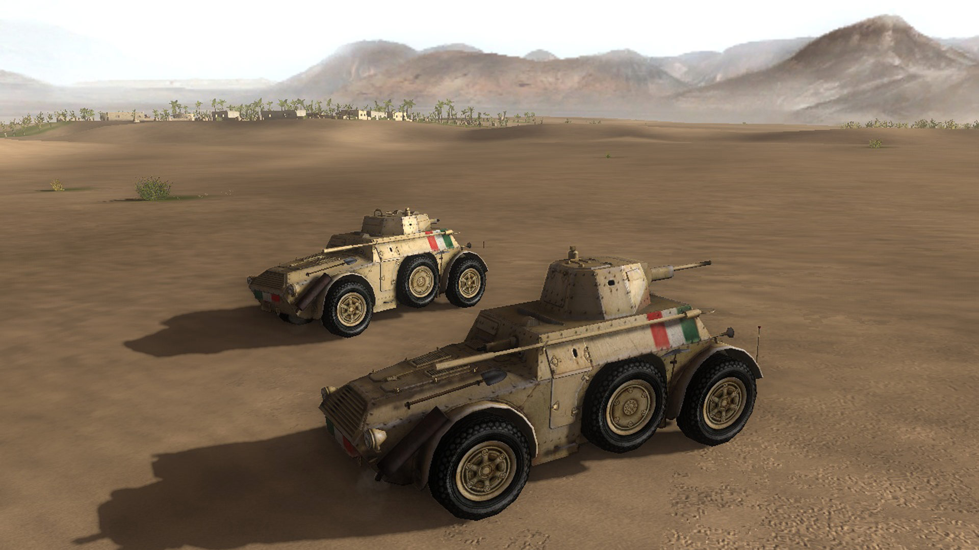 Theatre of War 2: Centauro screenshot