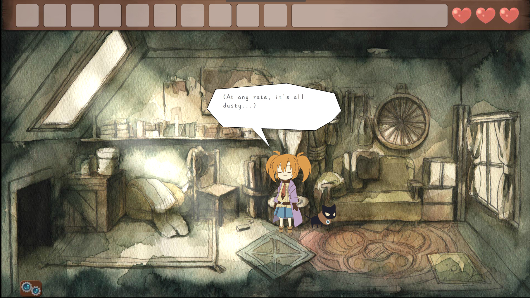 Resette's Prescription ~Book of memory, Swaying scale~ screenshot