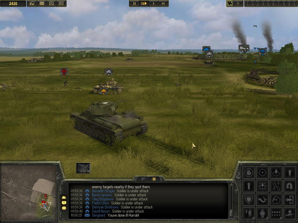 Theatre of War 2: Kursk 1943 screenshot