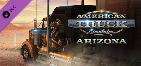 AMERICAN TRUCK SIMULATOR – ARIZONA [PC-GAMES]