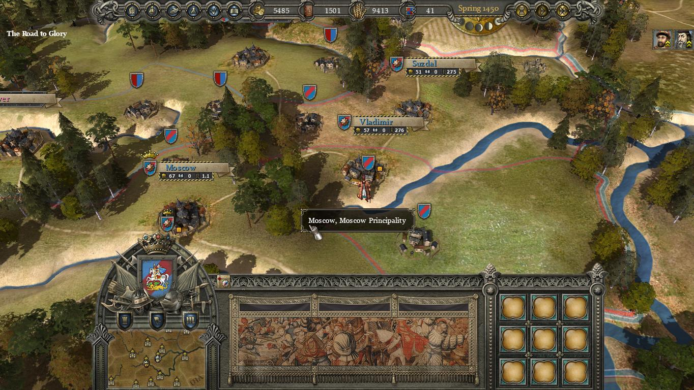 Reign: Conflict of Nations screenshot