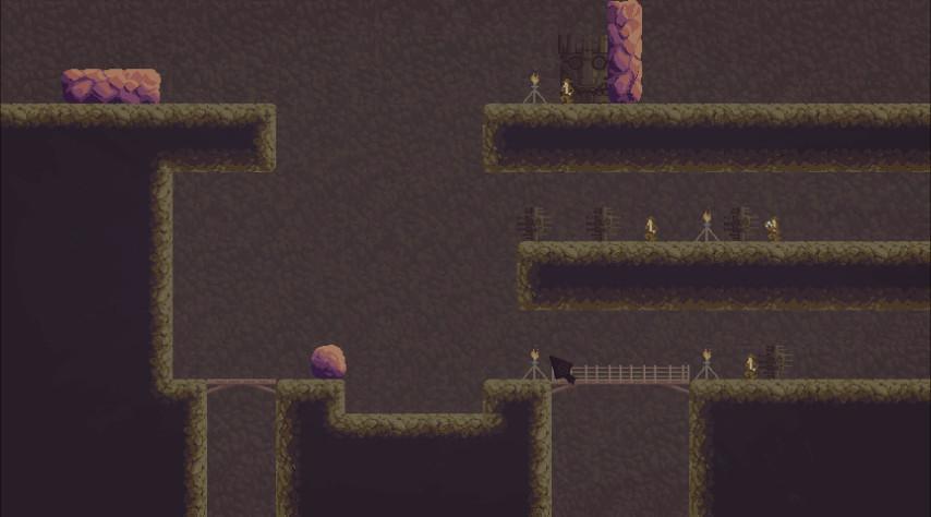 The Dweller screenshot