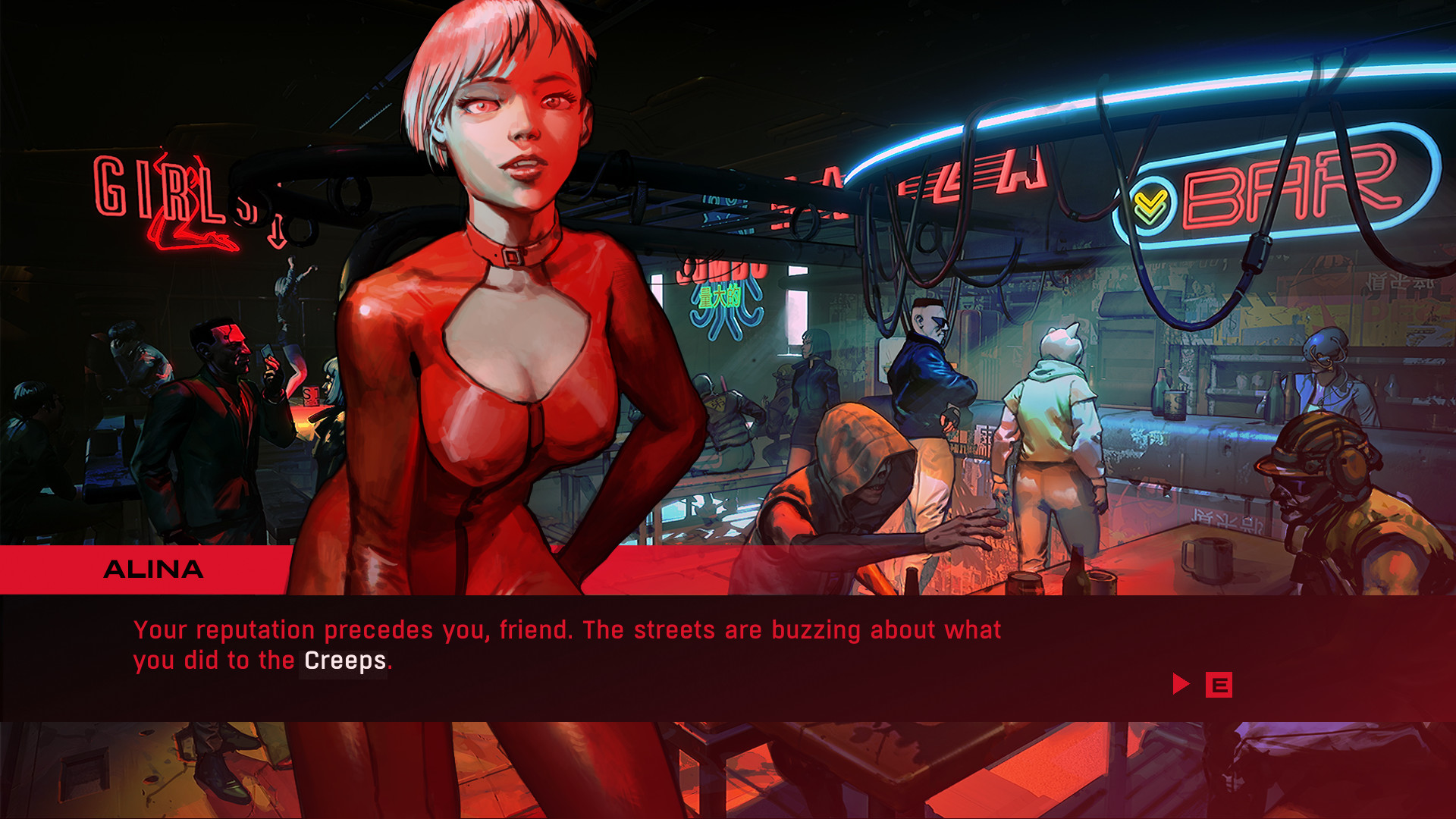 Ruiner Screenshot 1