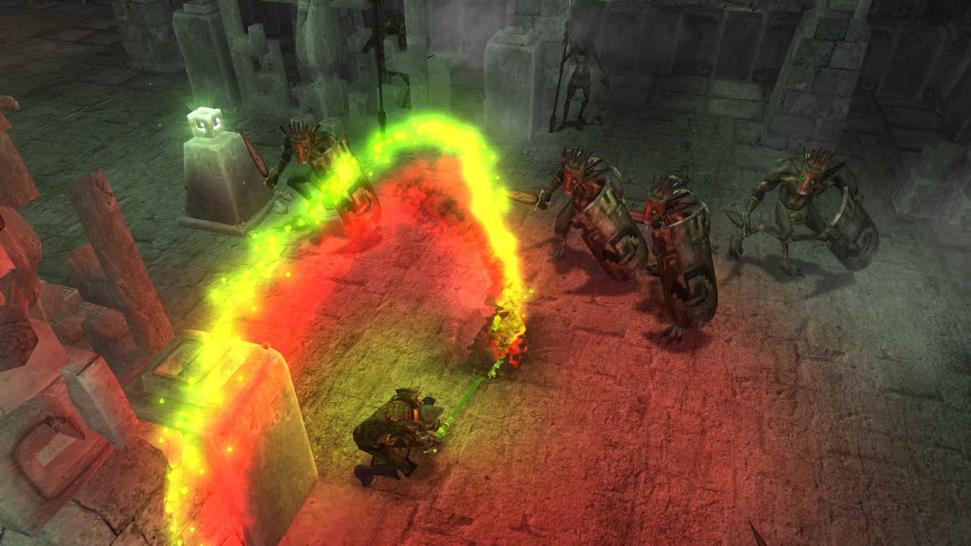 Avencast: Rise of the Mage screenshot