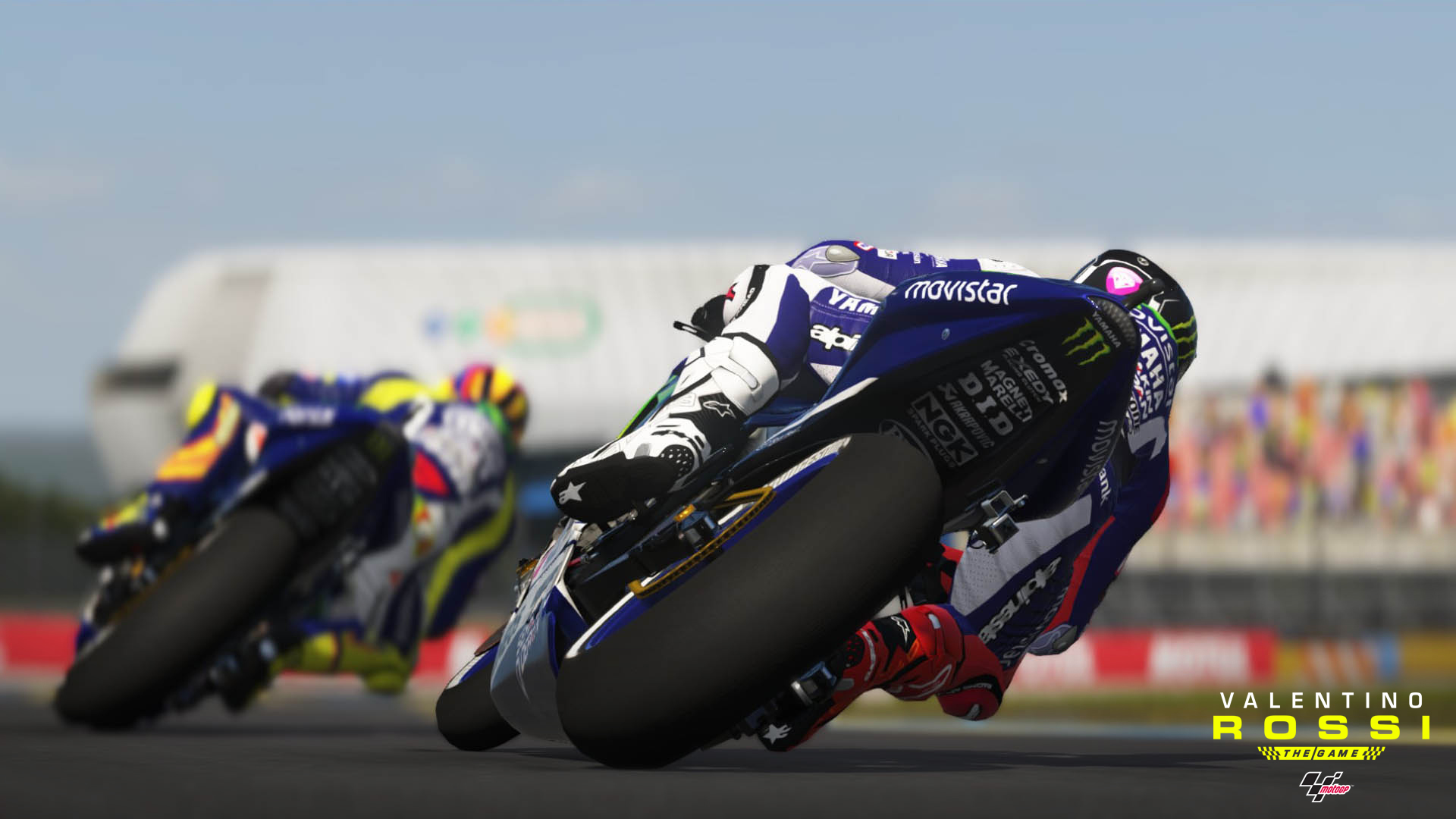 Real Events: 2015 MotoGP Season screenshot