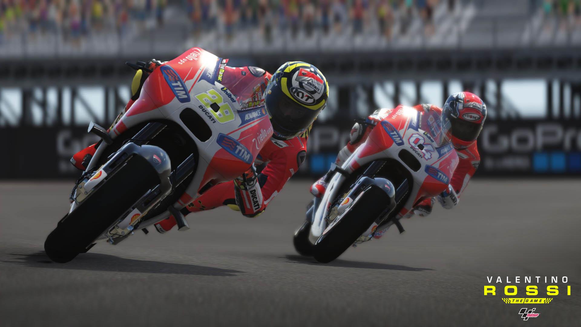 Real Events: 2015 MotoGP Season screenshot