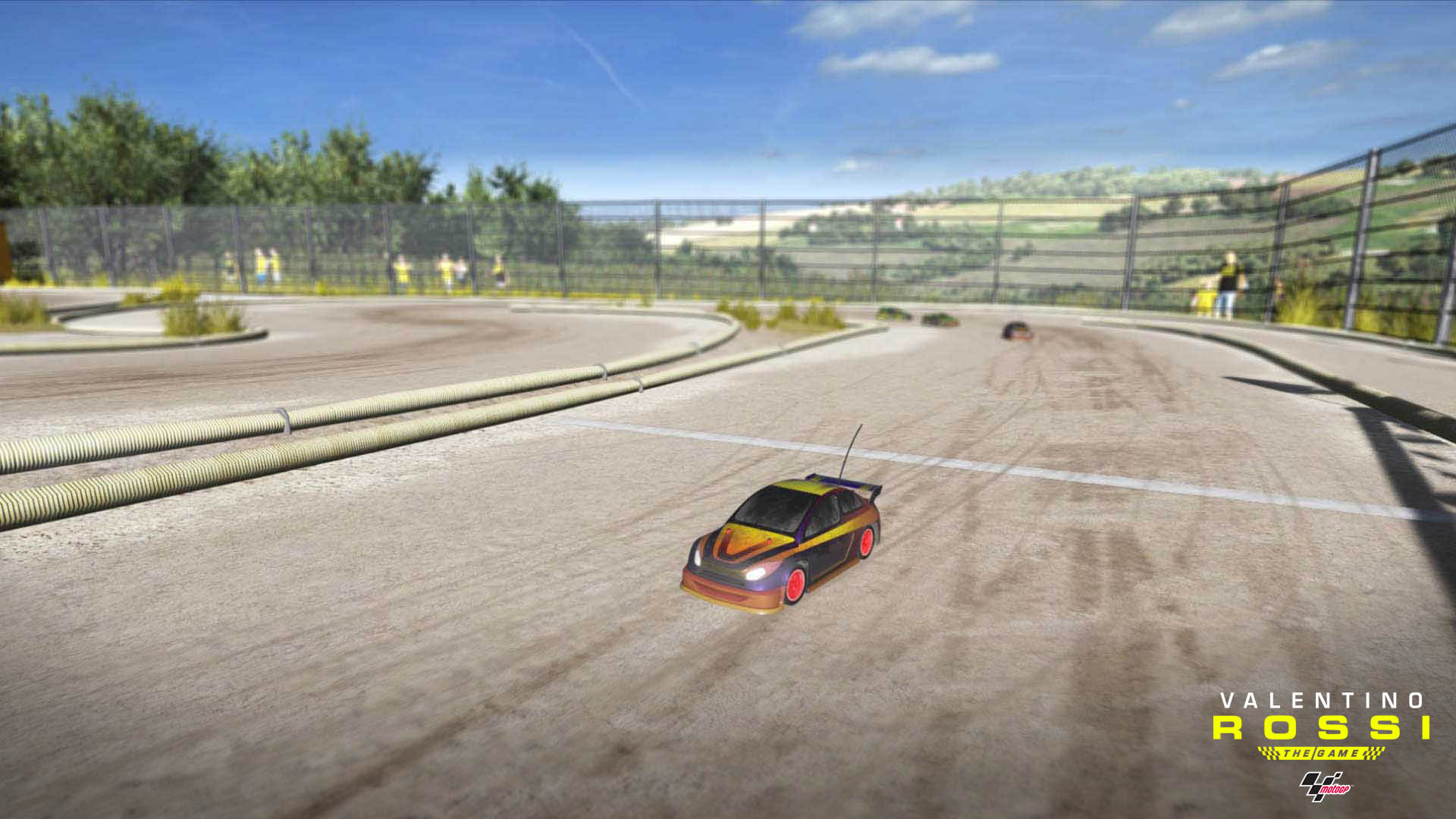 Radio Controlled Cars mode screenshot