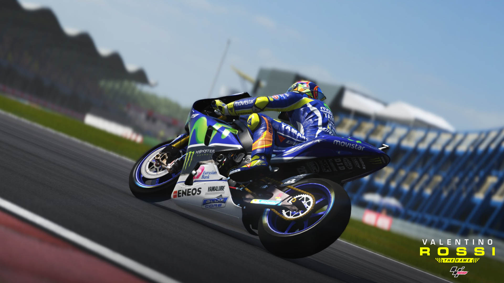 Real Events 1: 2016 MotoGP Season screenshot