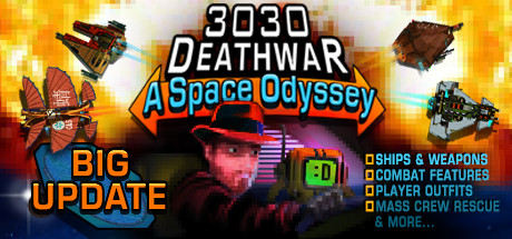 Allgamedeals.com - 3030 Deathwar Redux - A Space Odyssey - STEAM