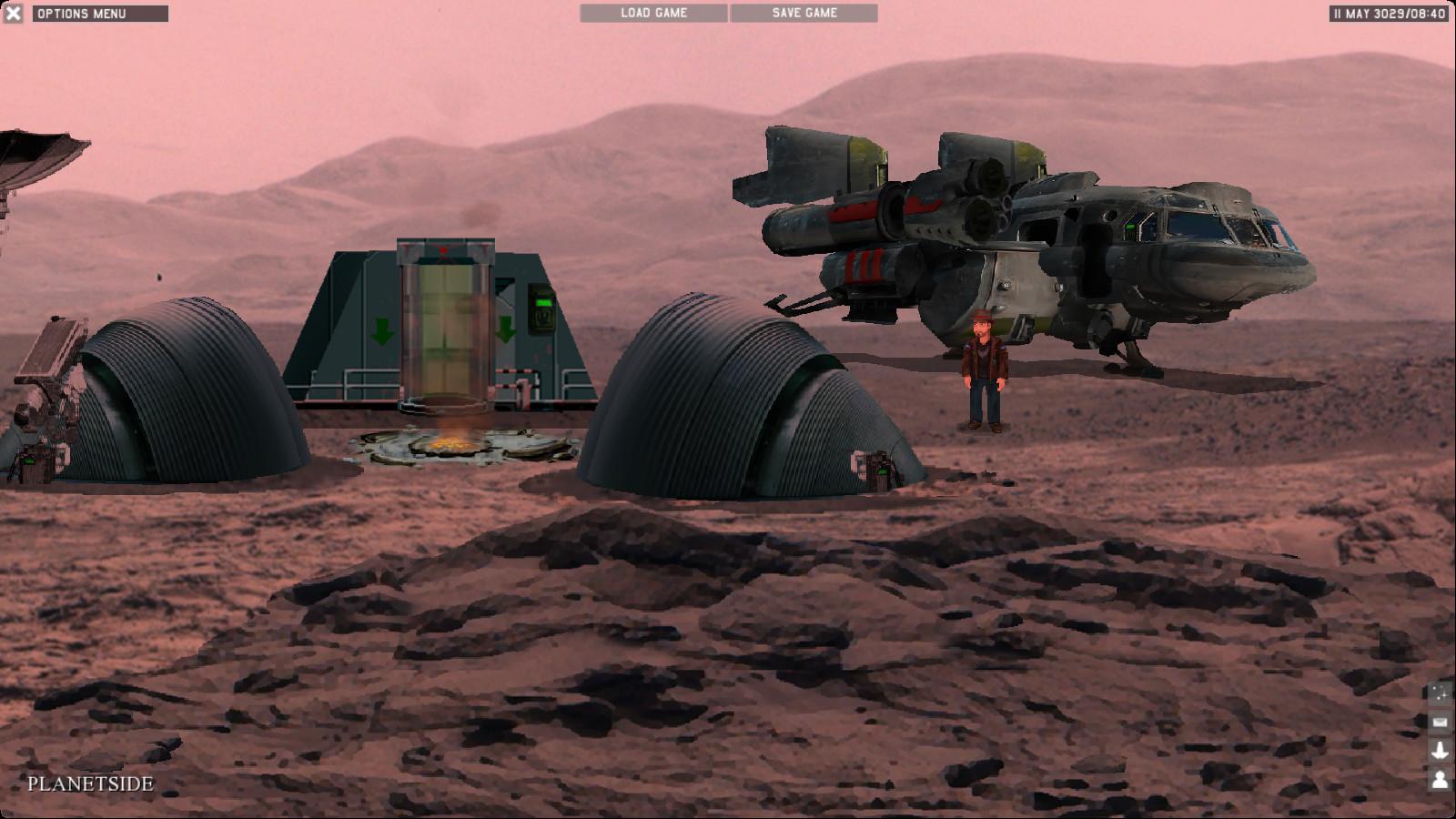 3030 Deathwar Redux - A Space Odyssey screenshot