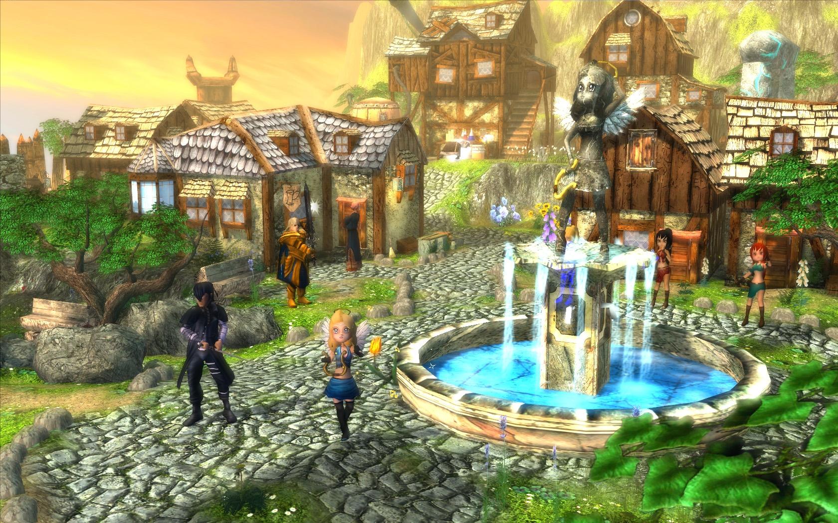 Grotesque Tactics: Evil Heroes screenshot