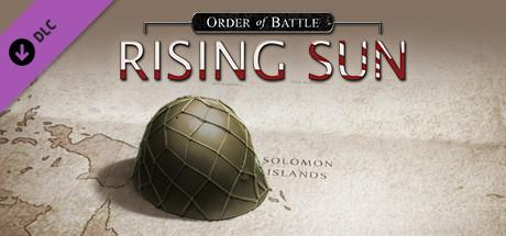 Order of Battle: Rising Sun
