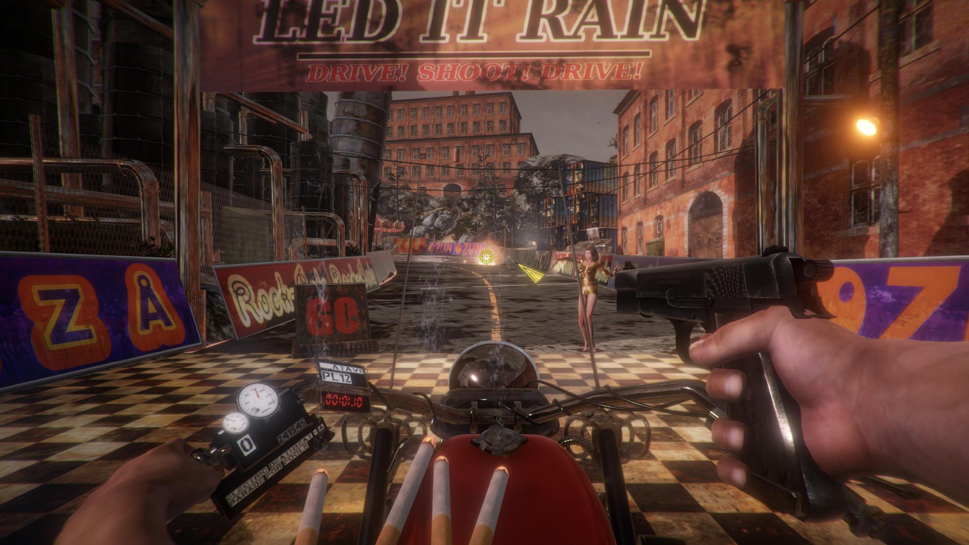 Led It Rain screenshot
