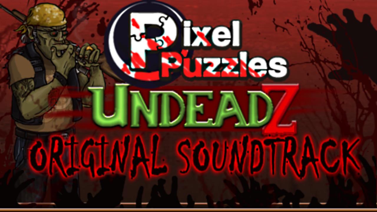 Pixel Puzzles: UndeadZ - Original Soundtrack screenshot