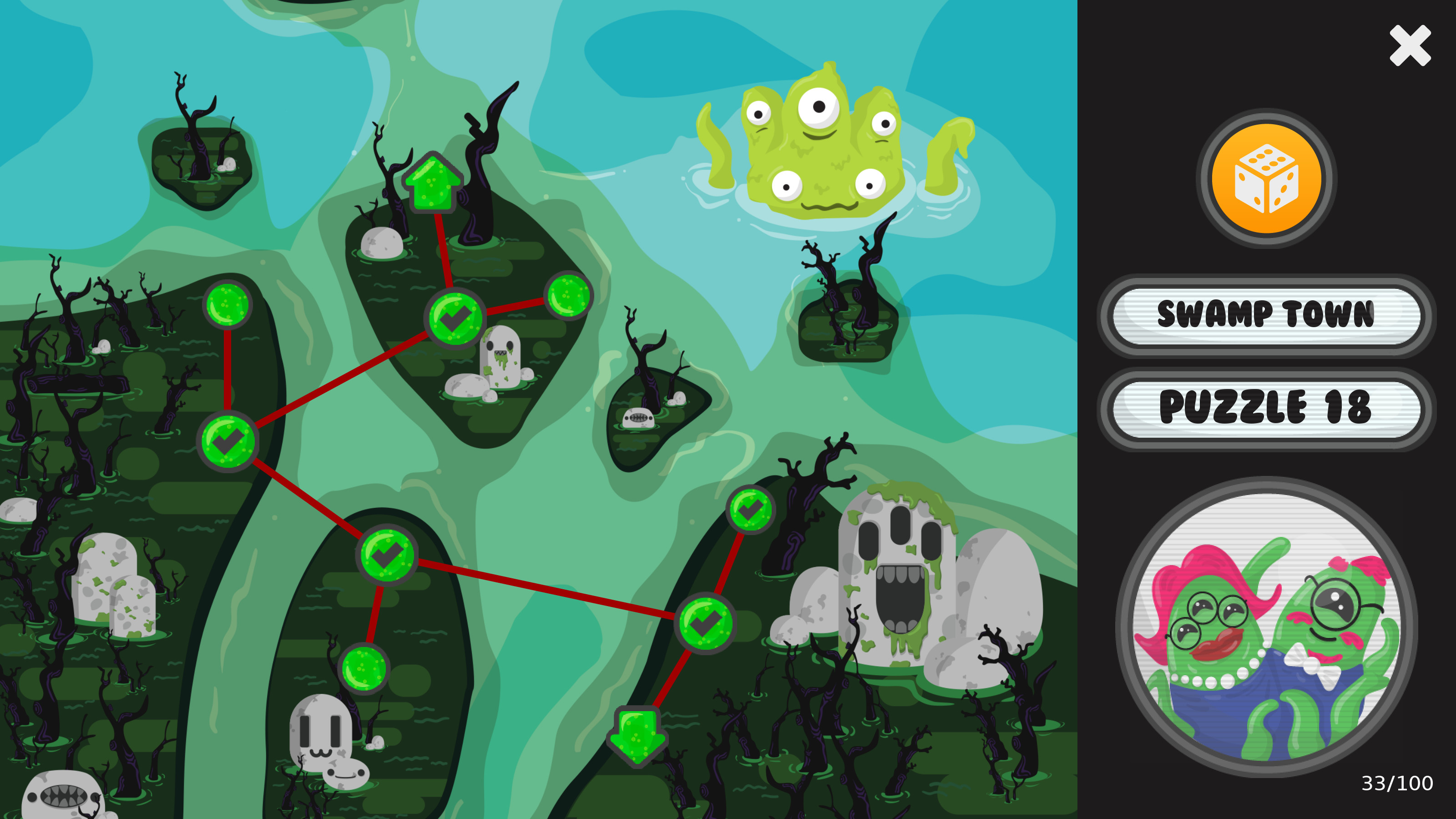 Monsters and Medicine screenshot
