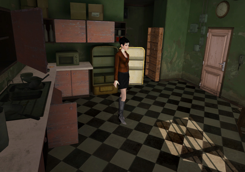 Still Life 2 screenshot