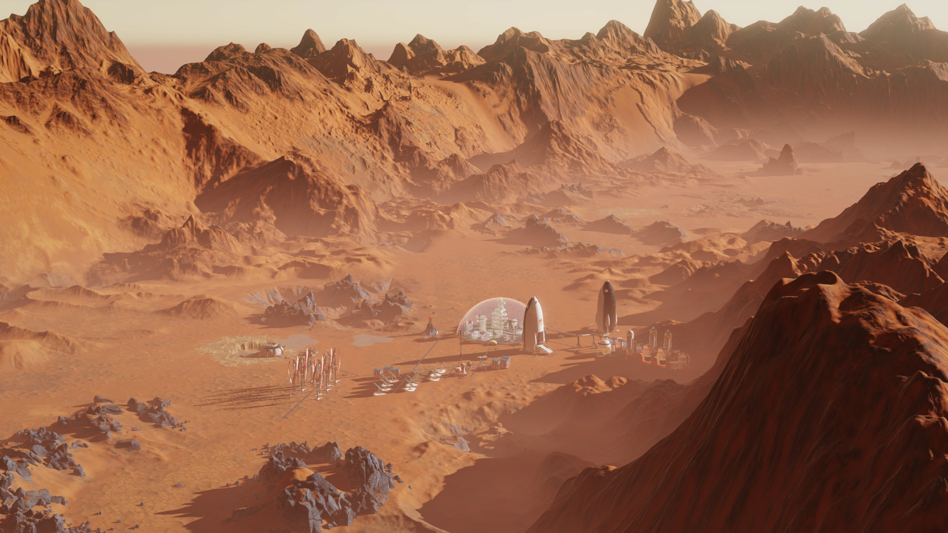 Surviving Mars [RePack] [2018|Rus|Eng]
