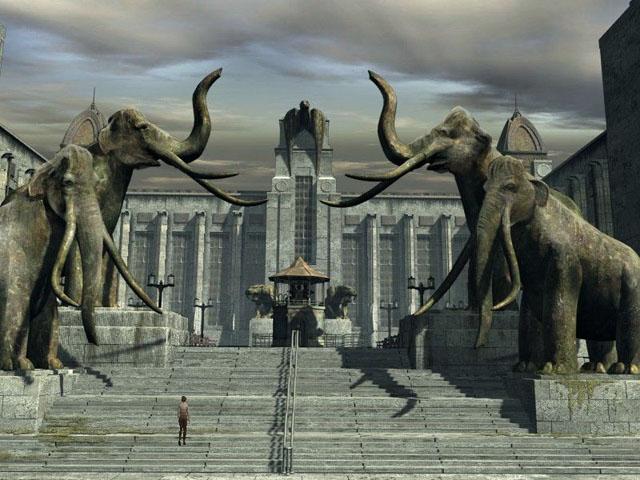Syberia screenshot
