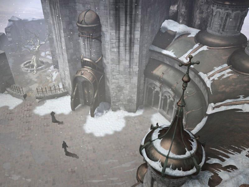 Syberia II screenshot