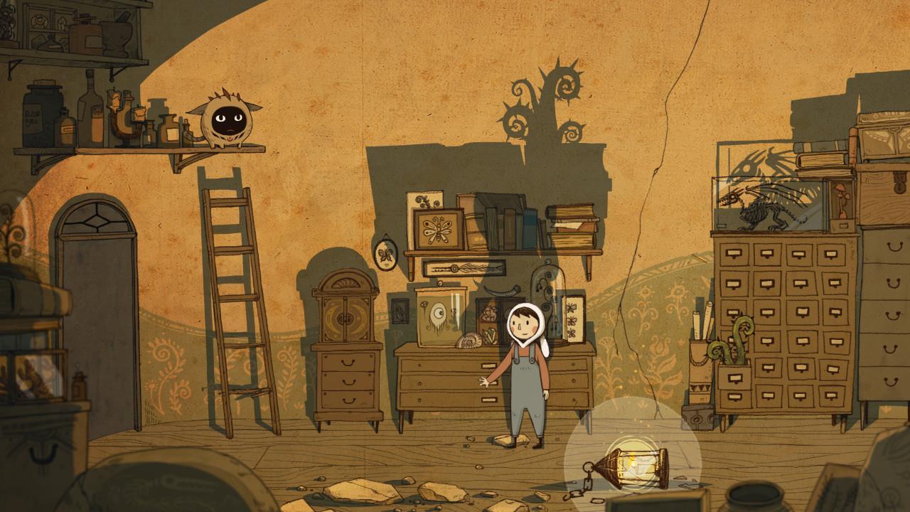 LUNA The Shadow Dust screenshot