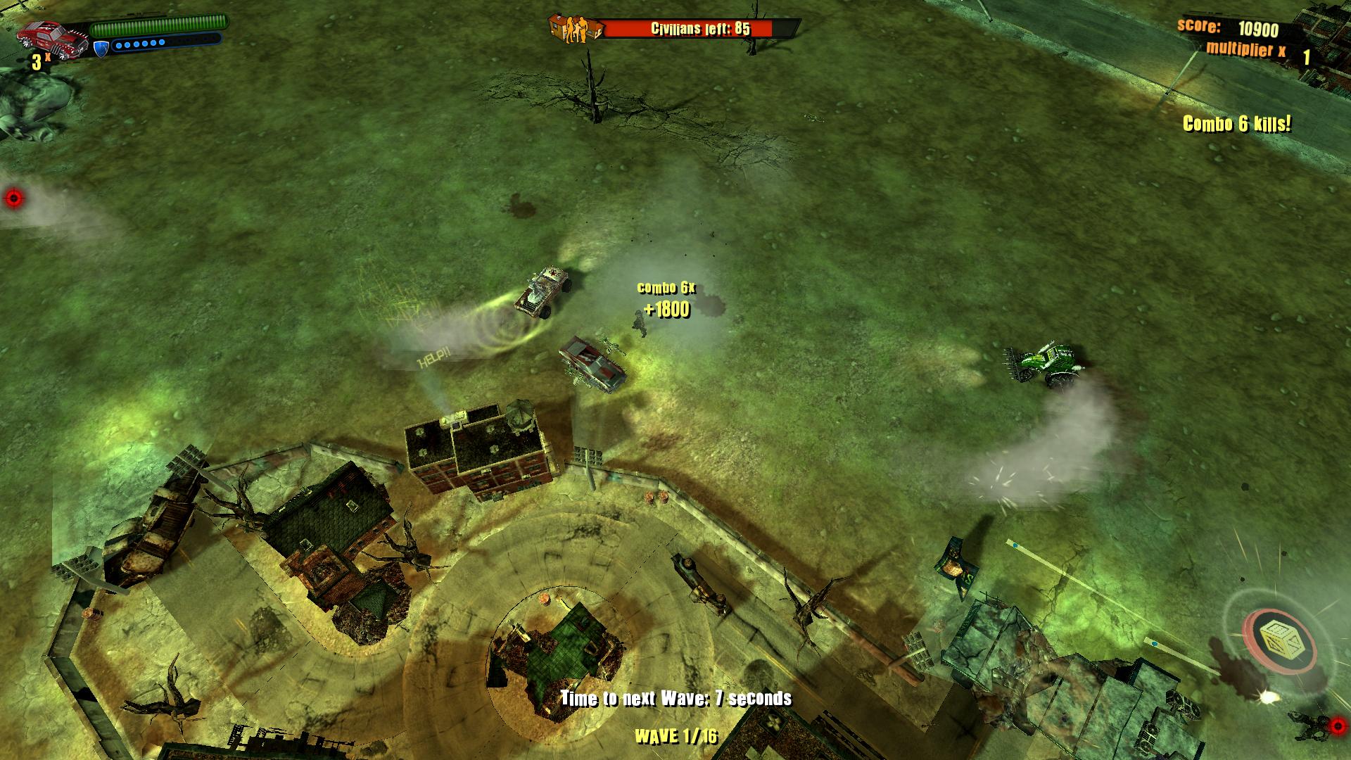 Wasteland Angel screenshot