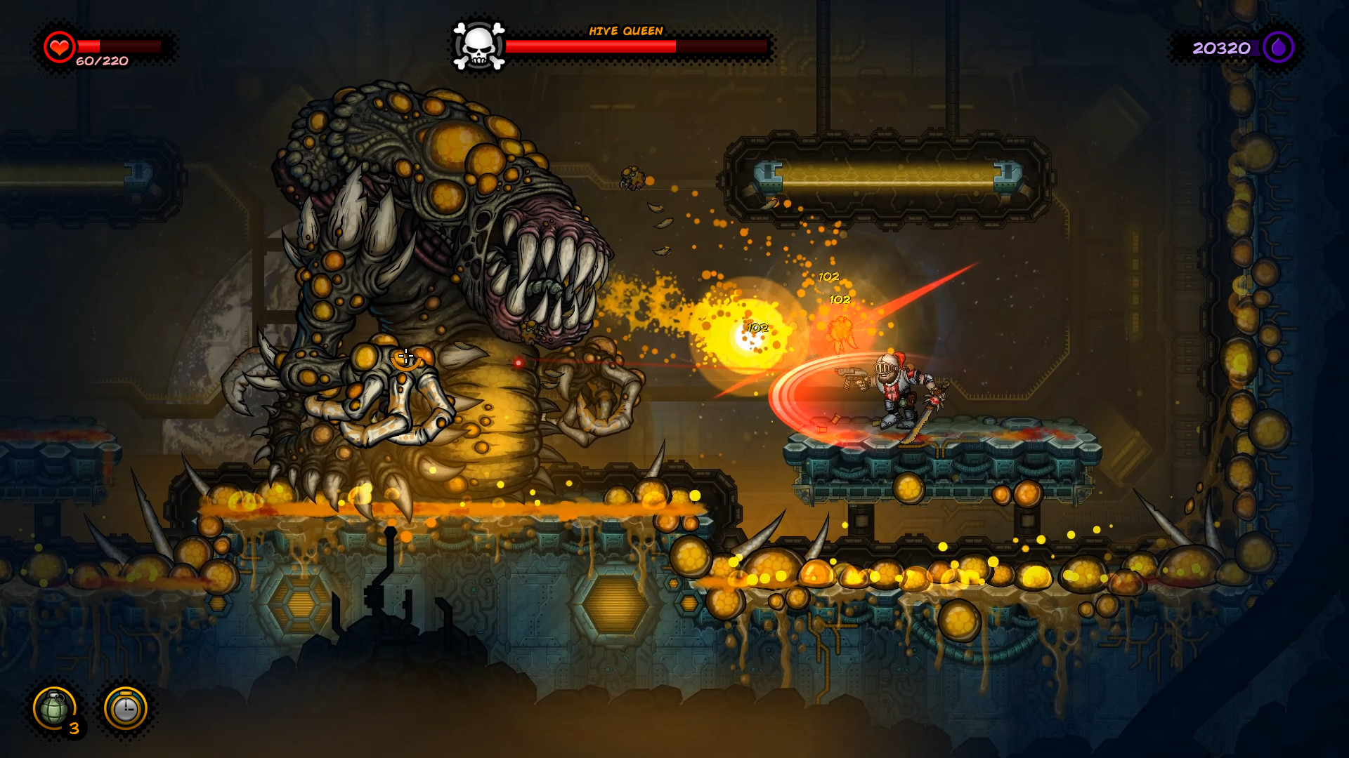 Fury Unleashed screenshot
