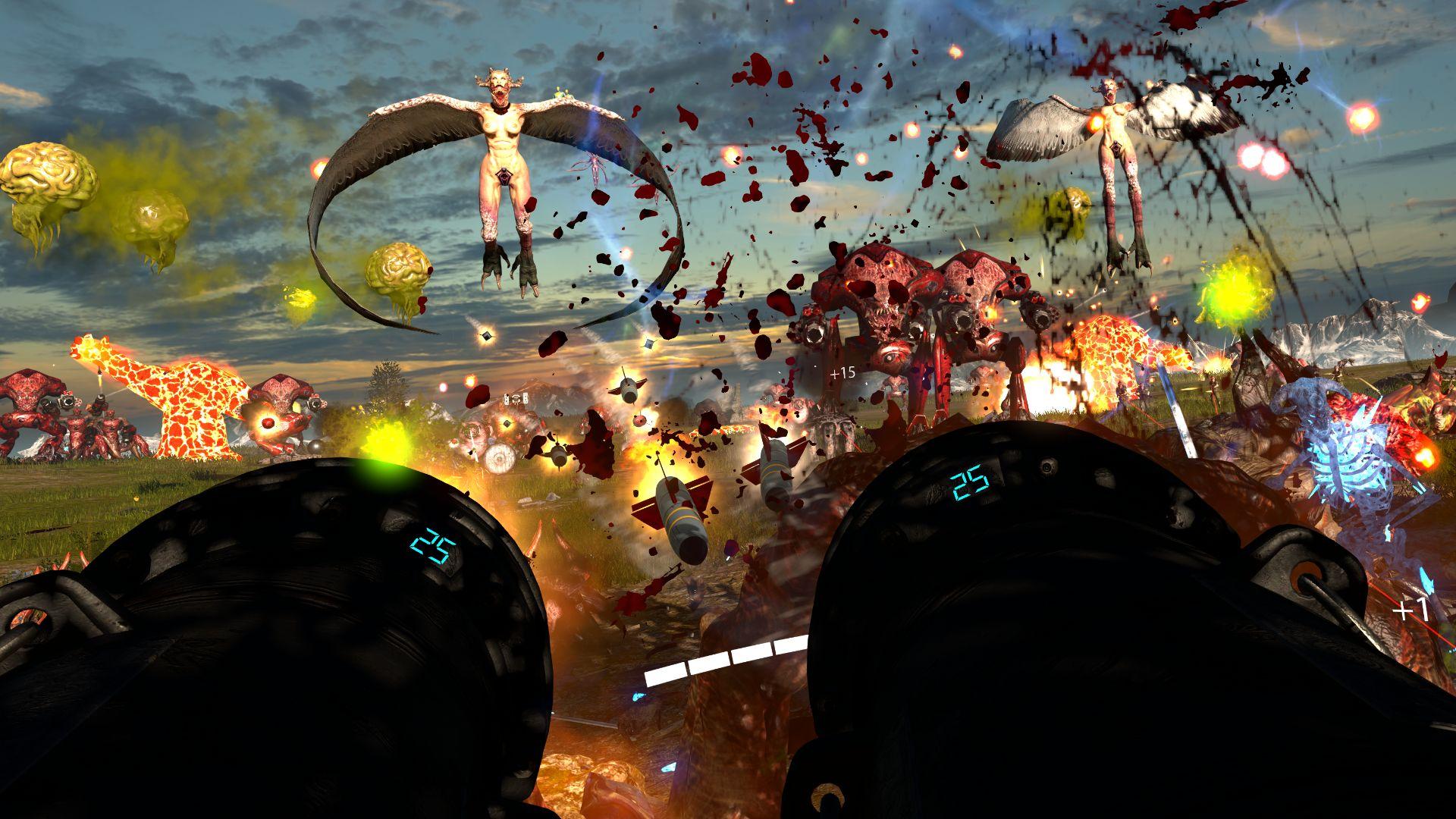 Serious Sam VR: The Last Hope screenshot