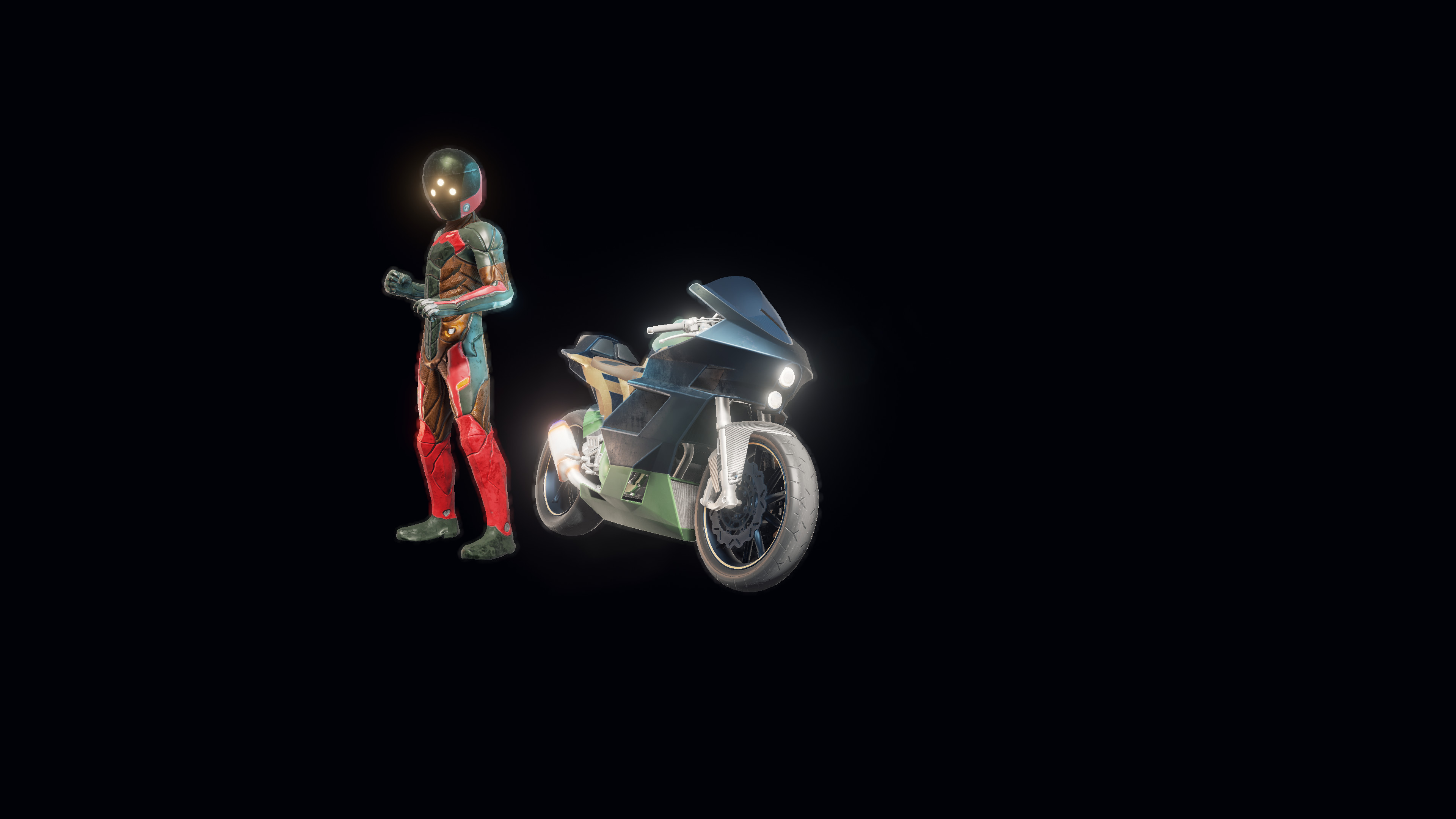 Moto Racer 4 - The Truth screenshot