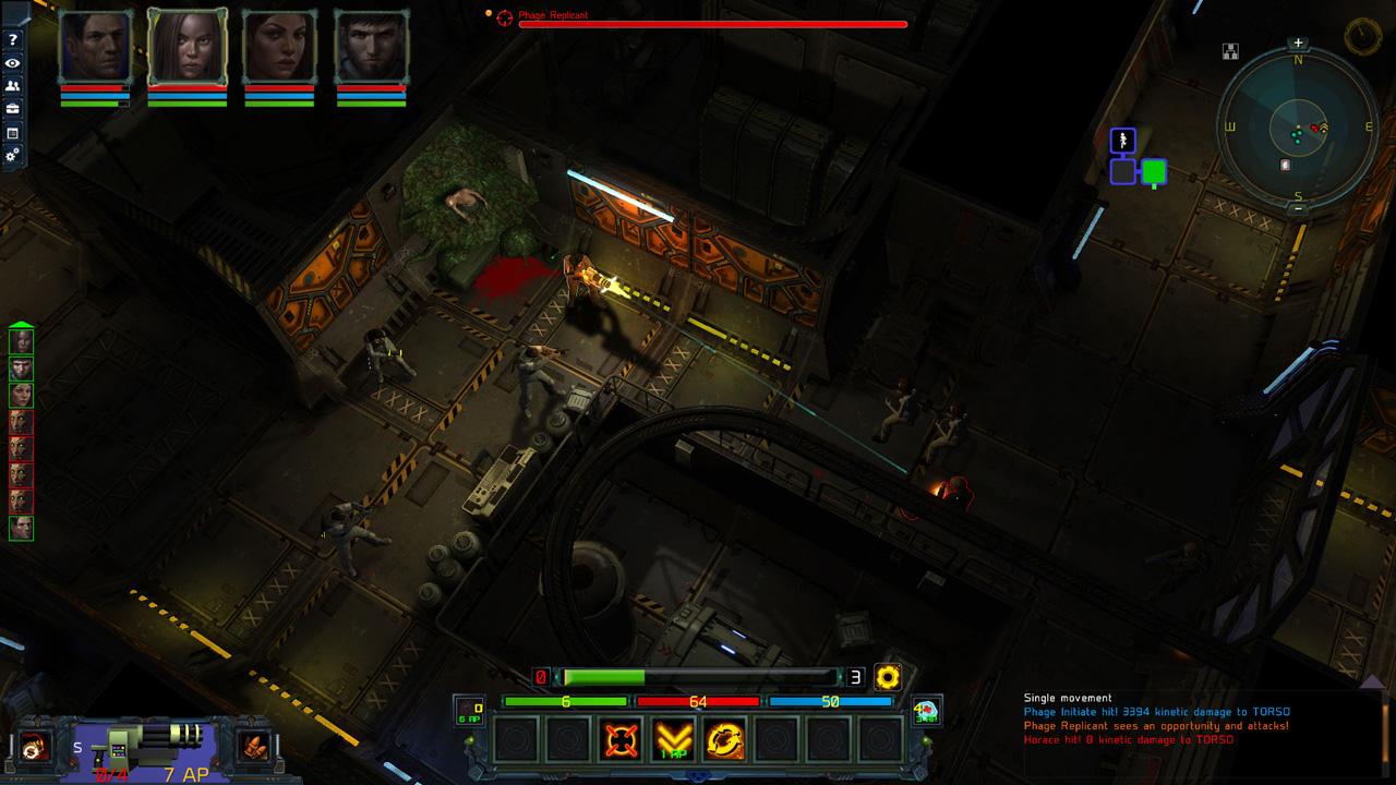 Stellar Tactics screenshot