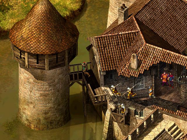 Robin Hood: The Legend of Sherwood screenshot