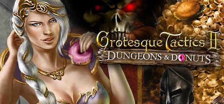 Grotesque Tactics 2 - Dungeons and Donuts