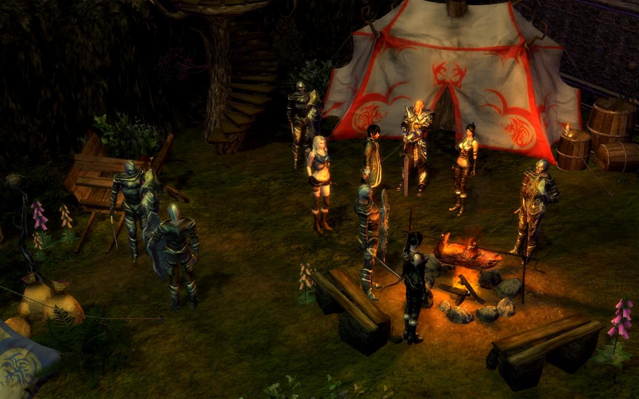 Grotesque Tactics 2 – Dungeons and Donuts screenshot