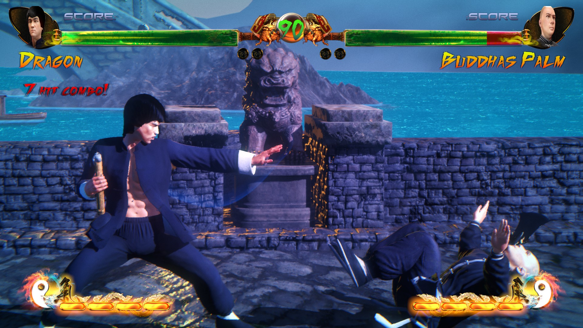 Shaolin vs Wutang screenshot