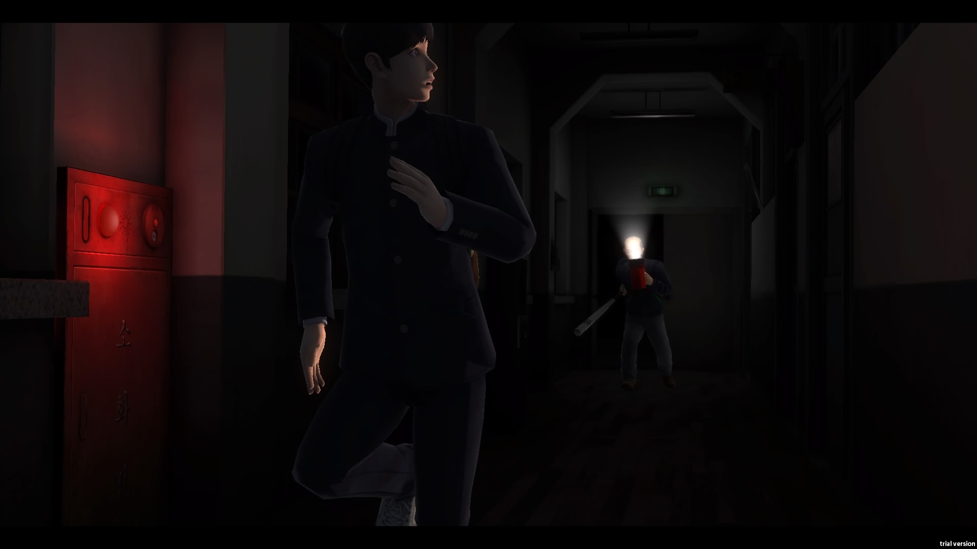 White Day: A Labyrinth Named School screenshot