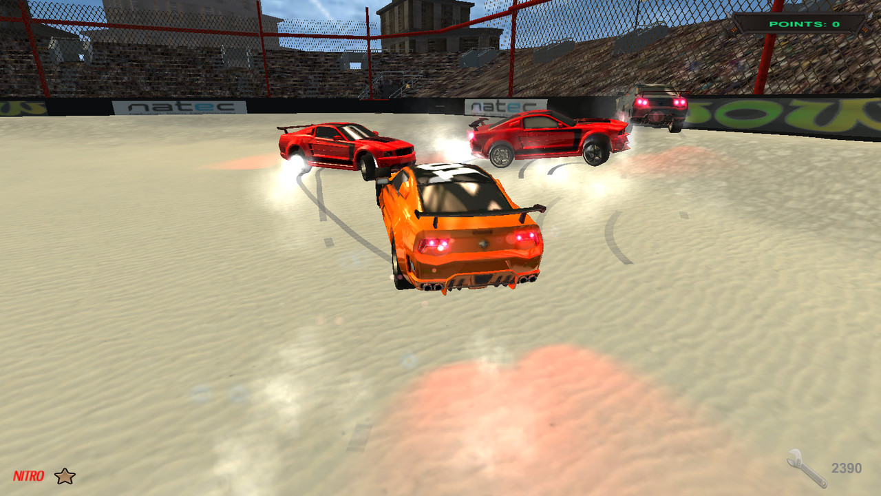 Download Race & Destroy Full PC Game