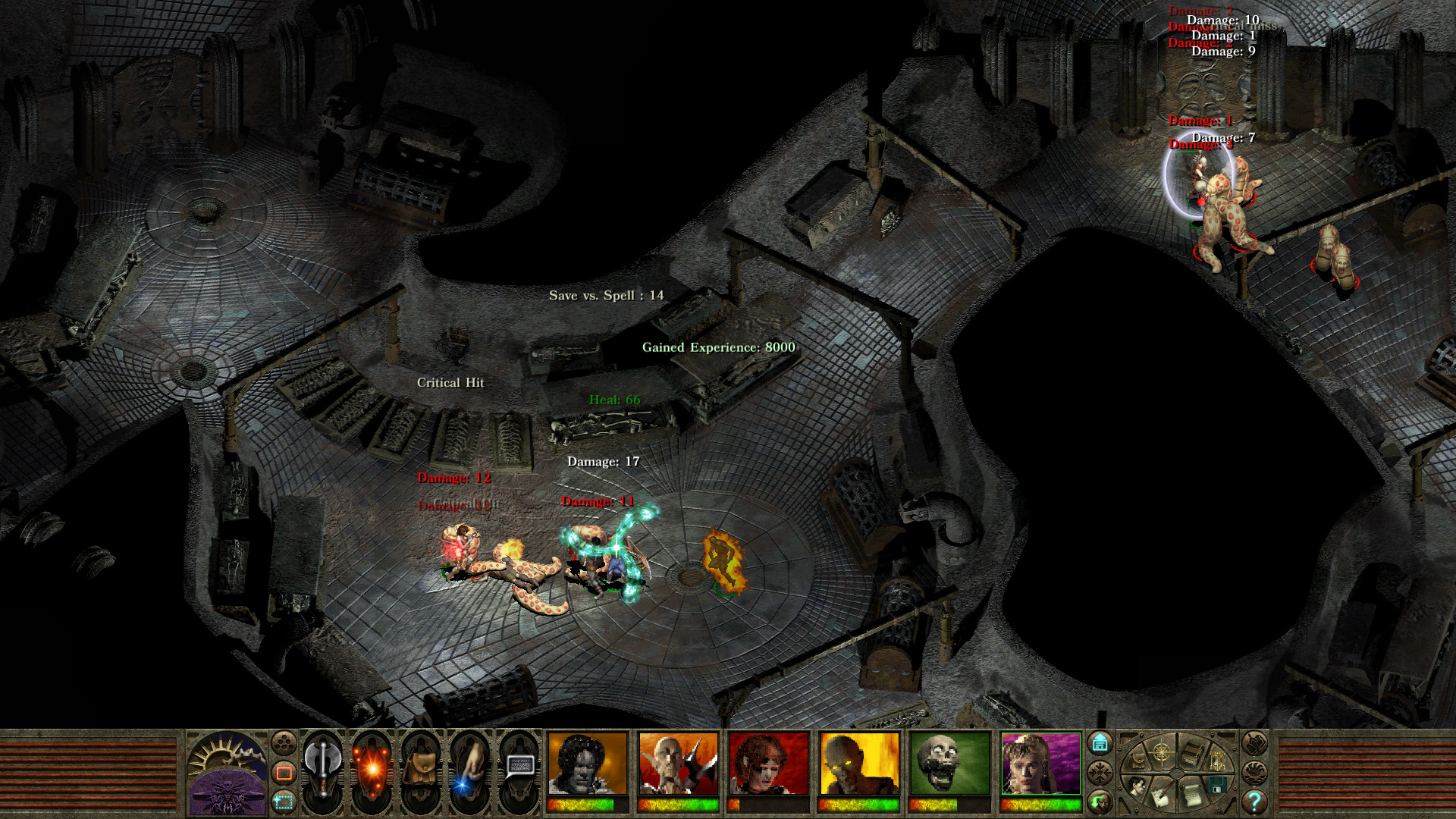 Planescape: Torment: Enhanced Edition screenshot